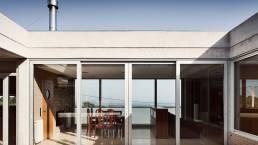 ventana de aluminio, GRUP MANSER, Diseño, fabricación y montaje de Crapintería de Aluminio para Vivienda Unifamiliar, Riudecols
